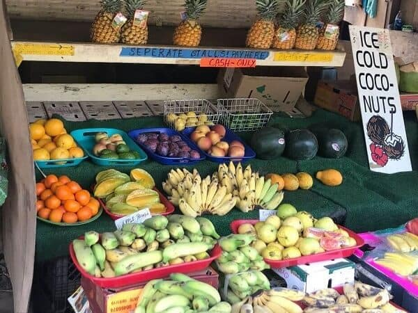 Kahuku Land Farms Fresh Fruits